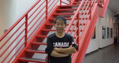 """周维奇与""""加拿大国际儿童艺术节"""""""
