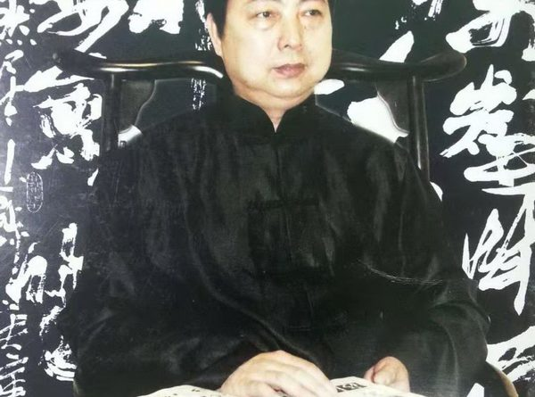 书法家黄伟(朗州天奇)和他的《365个祝福》(系列3)