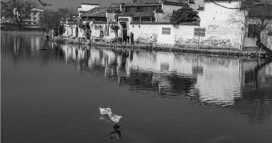 中国徽派民居建筑艺术