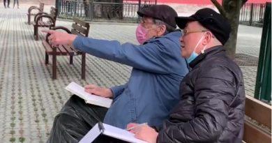 视频:北京天坛 • 写生
