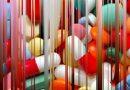 美国涂鸦艺术家福图拉为疫情创作的20 幅相关作品