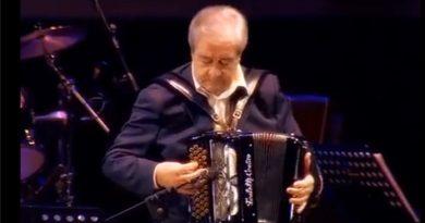 意大利手风琴大师帕萨瑞尼《怀念华尔兹》